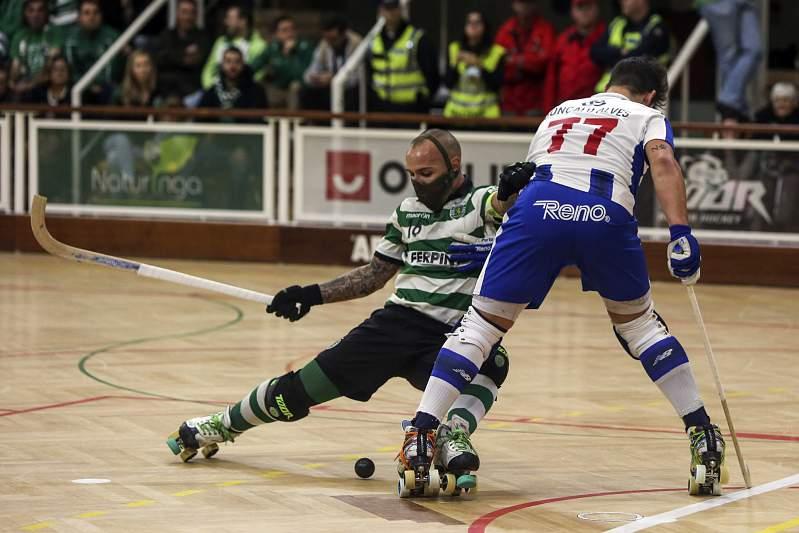 Hóquei (16/17): Sporting 3-3 FC Porto