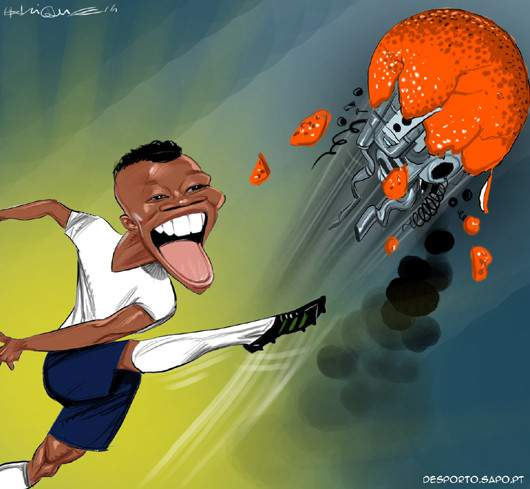 Mané gripa laranja