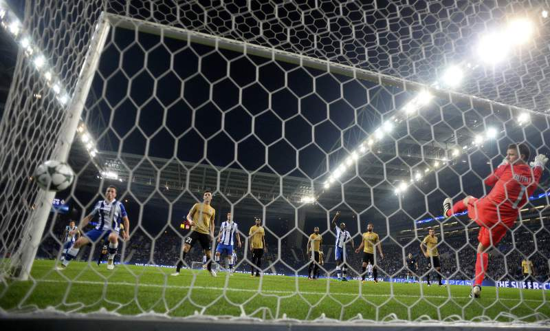 André Silva, o homem-golo da Champions