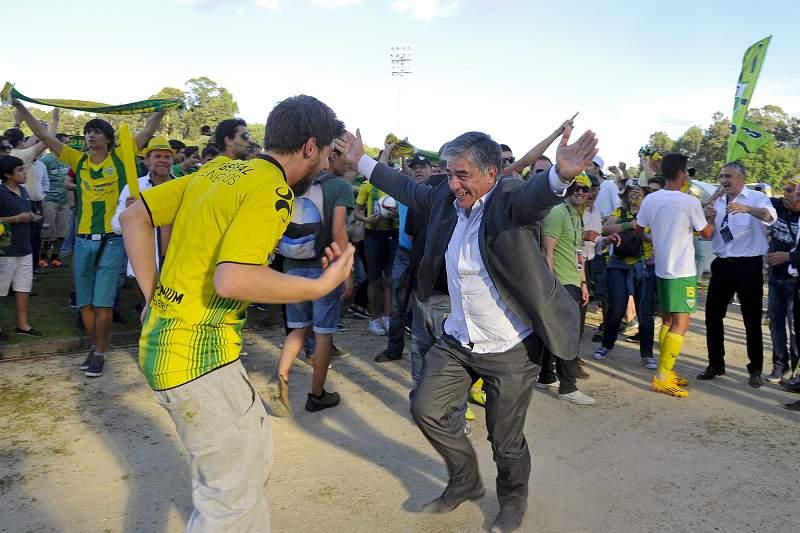 Tondela campeão da II Liga