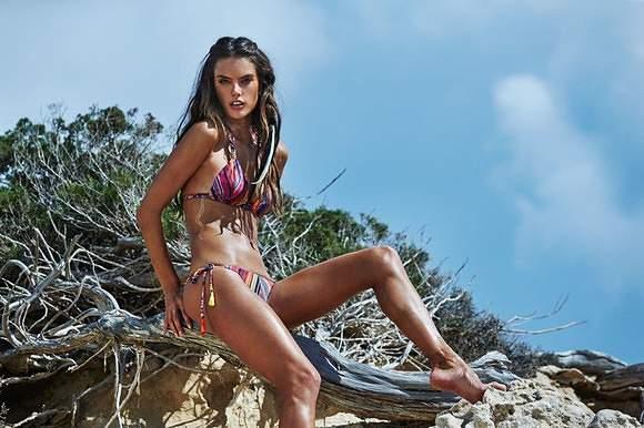 Alessandra Ambrosio (Modelo)