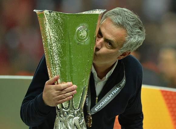 Em Estocolmo, Mourinho foi o mais feliz