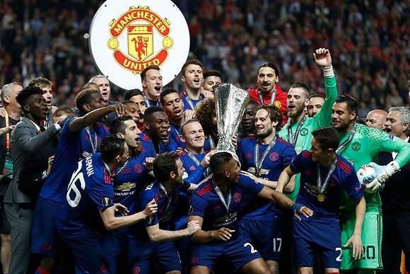 Manchester United (Inglaterra) 3095 milhões