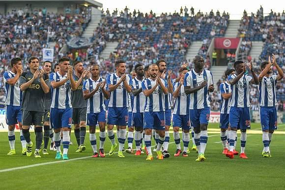 2. FC Porto - 721,6 milhões de euros