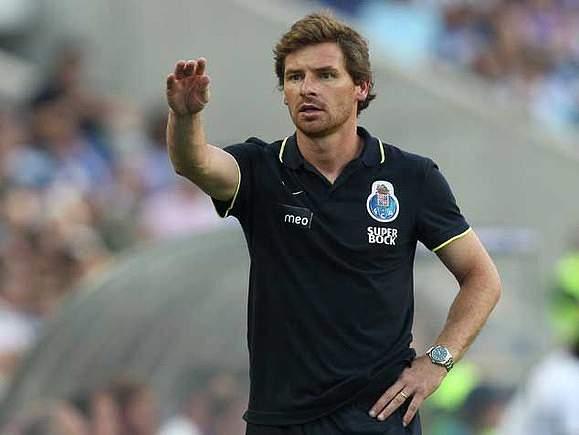 Andre Villas Boas - 15 milhões de euros