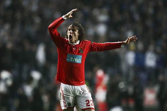 David Luiz joga no Chelsea