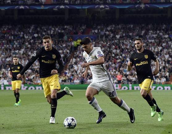 LC: Real-Atlético 16/17