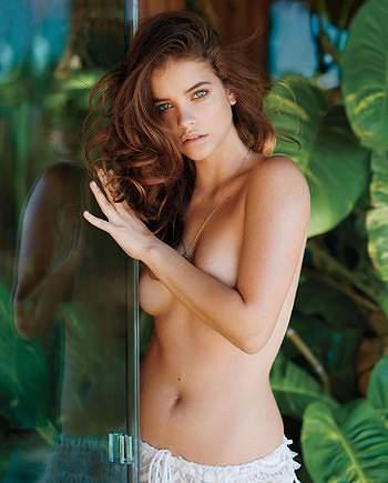 Barbara Palvin, a húngara mais sensual