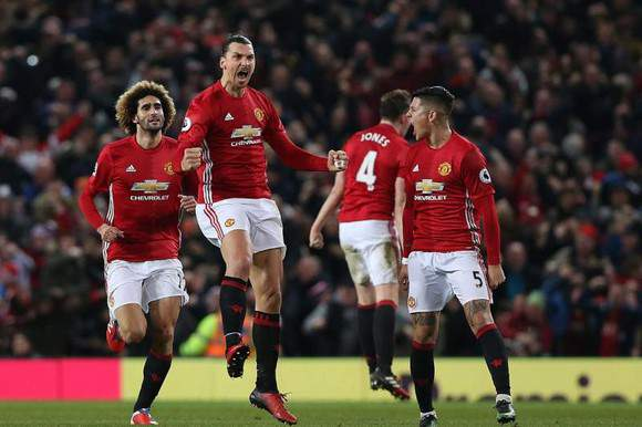 1.77 - Manchester United (589 golos/333 jogos)