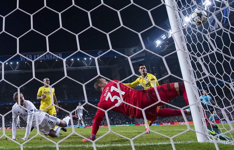 Não há formas de  o FC Porto marcar