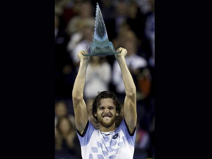 João Sousa somou 2º título ATP