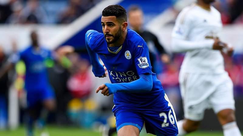 16: Mahrez, Leicester City- 468 mil euros/mês