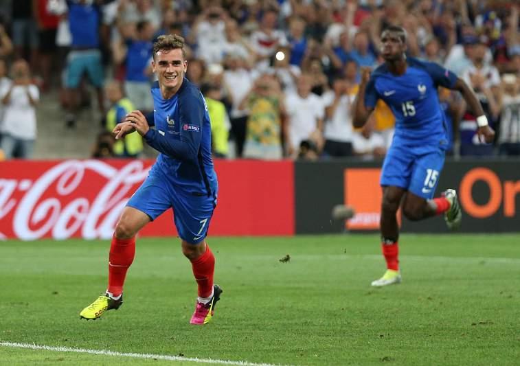 O melhor marcador do Euro foi ele