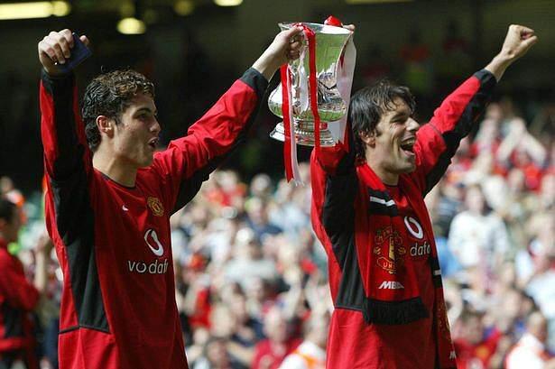 Taça de Inglaterra, o primeiro título (22/05/04)