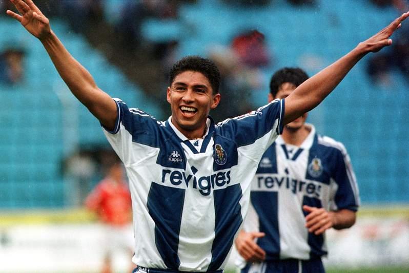 Jardel vs Salgueiros (97/98): 5 golos em 89m