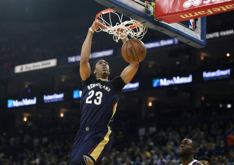 16 - Anthony Davis (NO Pelicans) - 19,7 ME