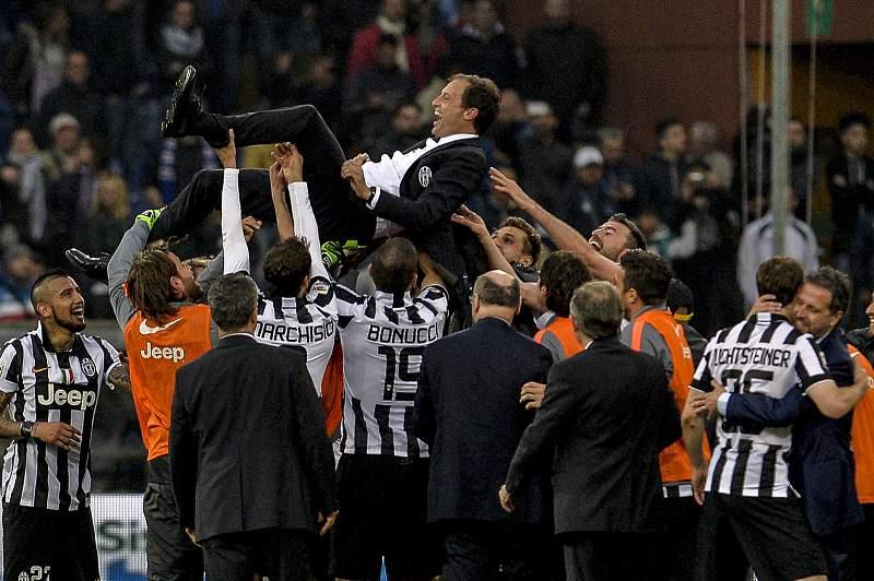 Maio: Juventus é tetracampeã italiana de futebol