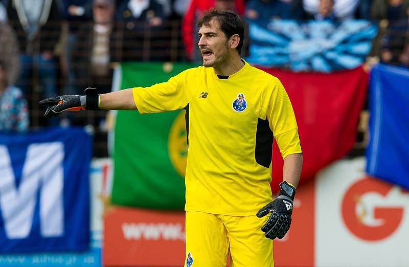 Casillas, a compra mais mediática do FC Porto