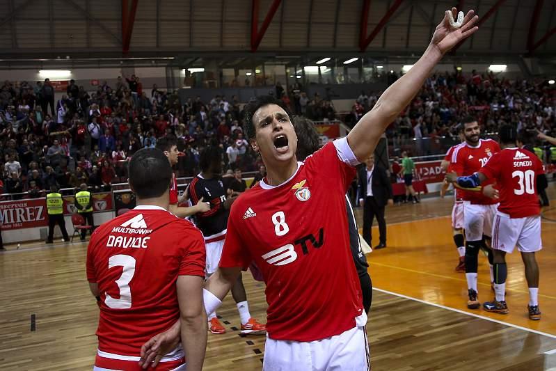 João Pais e Davide festejam a vitória