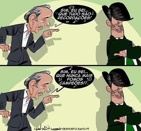 Victor de Espadinha em riste