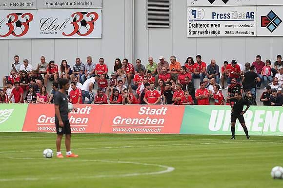Benfica conquista a Suíça