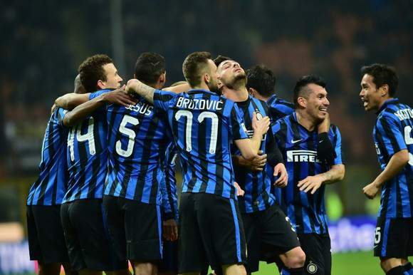 9. Inter Milão - 482,2 milhões de euros