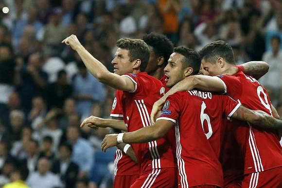 Bayern ainda sonhou