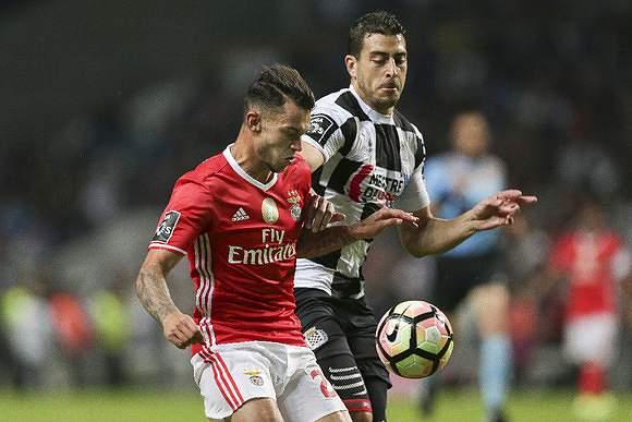 34.ª J: 16/17 - Boavista -Benfica