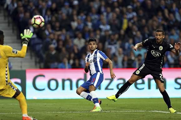 26.ªJ: FC Porto-V.Setúbal 16/17
