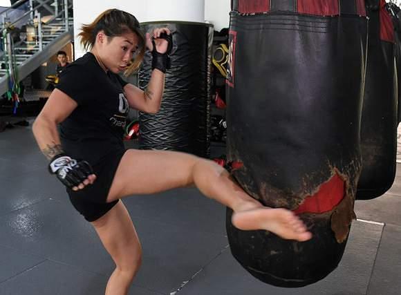Artes marciais em Singapura