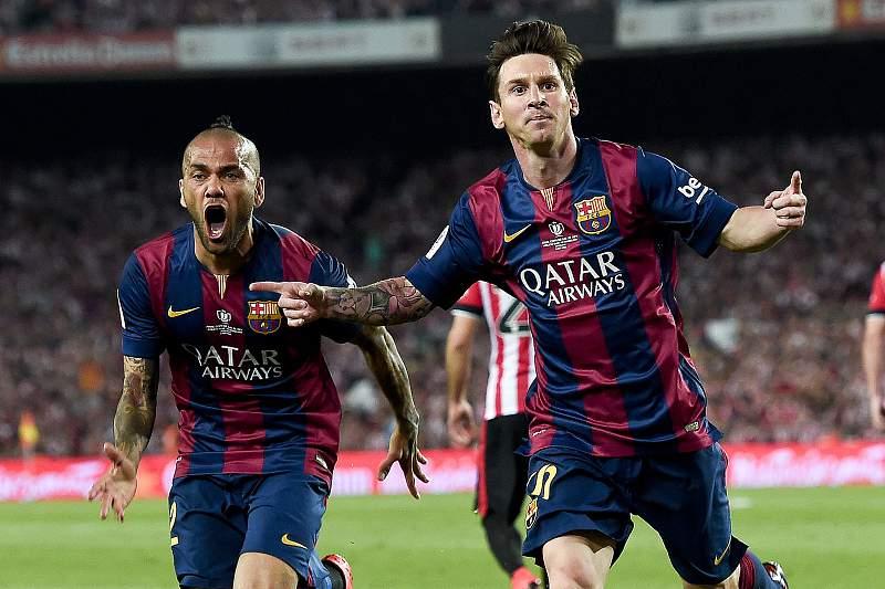 Maio: Barcelona de Messi conquista Copa Del Rey