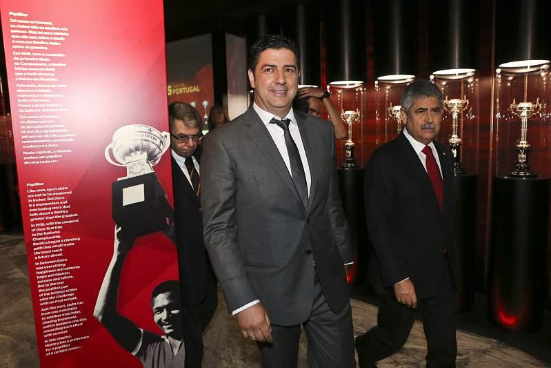 Junho: Rui Vitória apresentado no Benfica