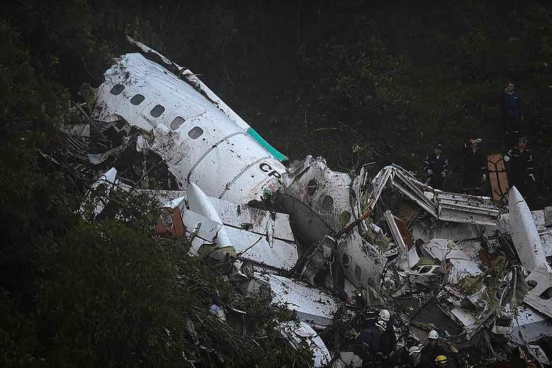 75 pessoas morreram no acidente