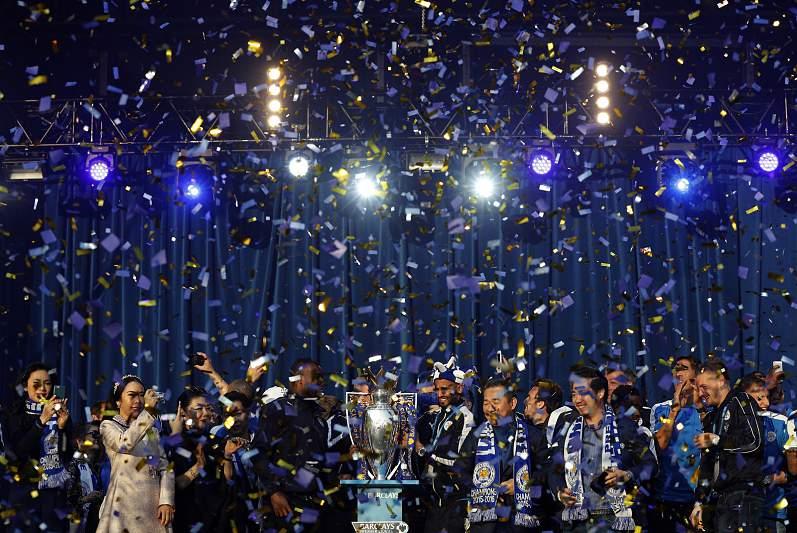 O sonho acordado do Leicester