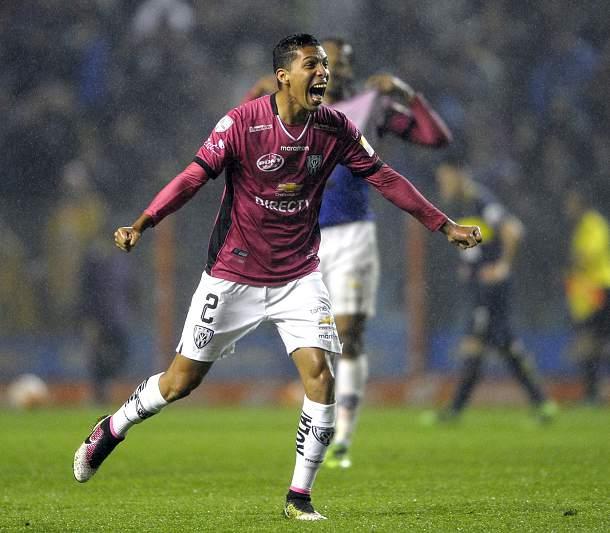Na Libertadores ainda há futebol