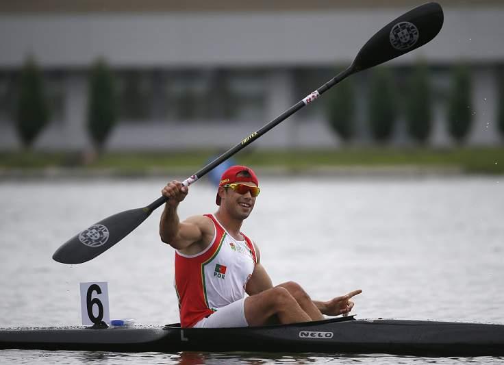 Canoagem: Três medalhas na Taça do Mundo