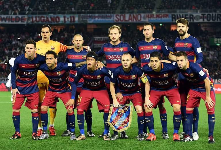 O super-Barcelona