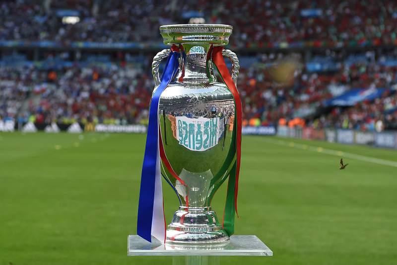 O troféu do Euro2016