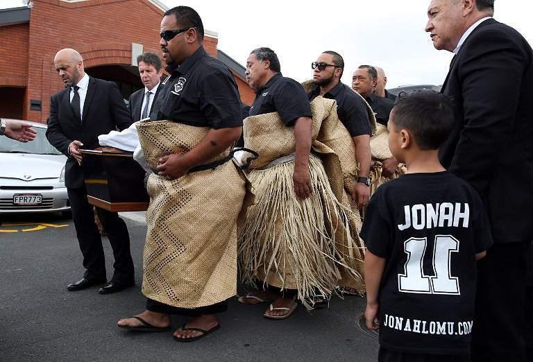Nova Zelândia de luto