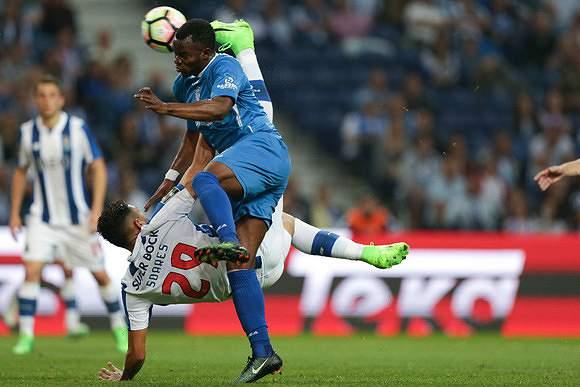 30.ªJ: FC Porto-Feirense 16/17