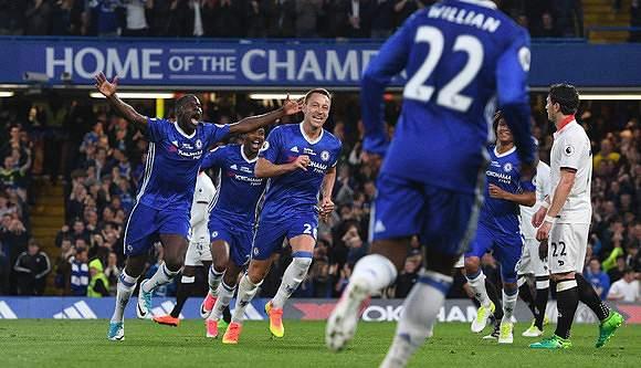 Chelsea irá para o pote 1