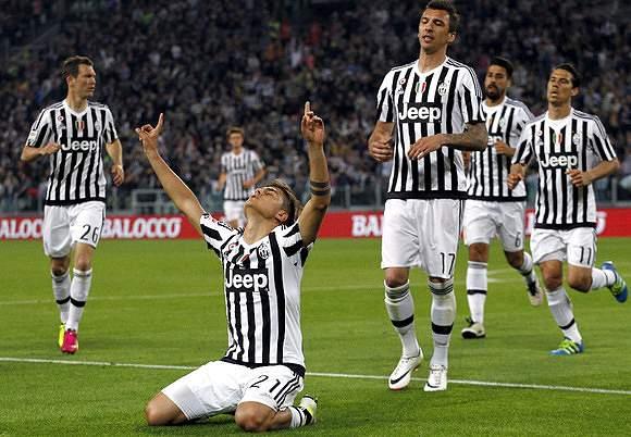 7. Juventus - 534,2 milhões de euros