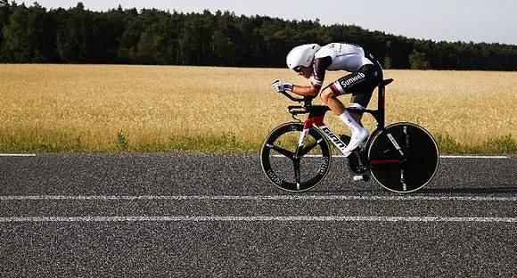 Ciclismo inóspito