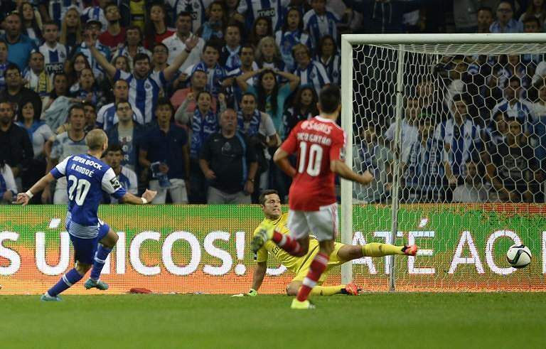 A vitória do FC Porto sobre o Benfica