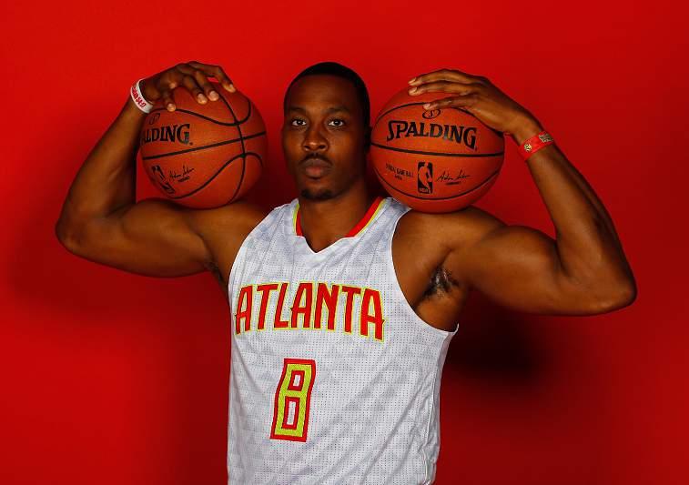13 - Dwight Howard (Atlanta Hawks) - 20,7 ME