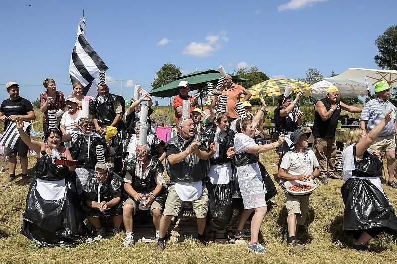 Os melhores fãs da Volta a França 2015