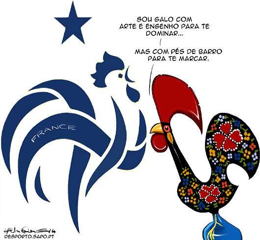Capoeira gaulesa continua invicta