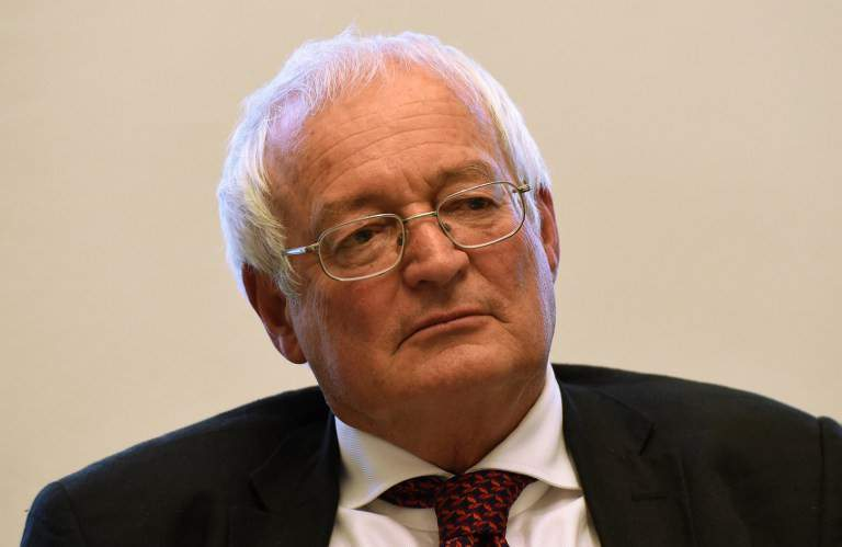 Eckert, o homem forte do Comité de Ética
