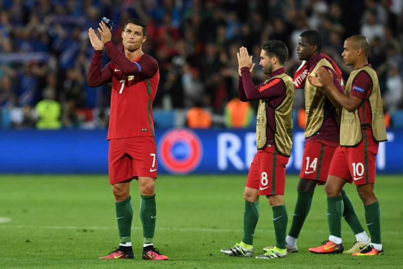 A entrada tímida de Portugal no Europeu