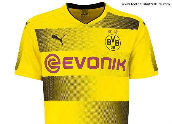 Camisola principal do Dortmund